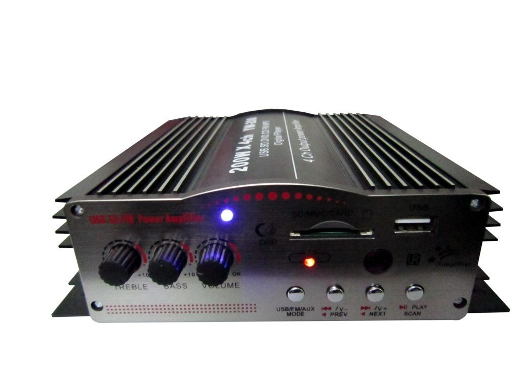 Power amplifier sony